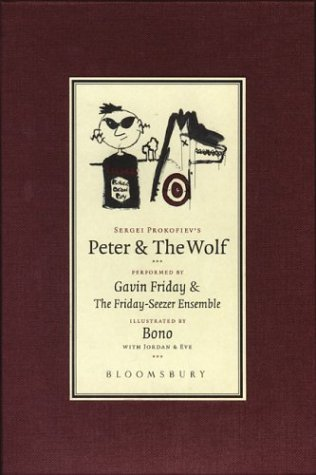 Peter and the Wolf: Performed by Gavin Friday and the Friday-Seezer Ensemble
