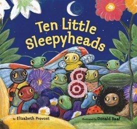 9780747570660: Ten Little Sleepyheads