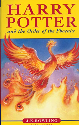 9780747570721: Harry Potter and the Order of the Phoenix