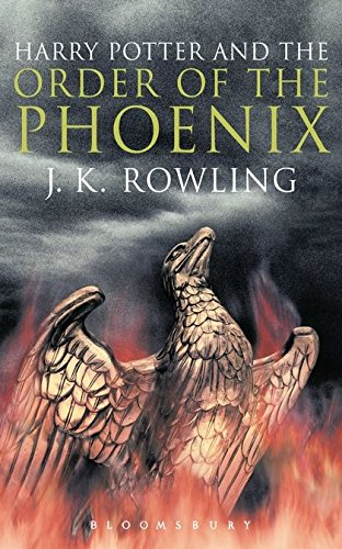 9780747570738: Harry Potter 5 and the Order of the Phoenix. Adult Edition