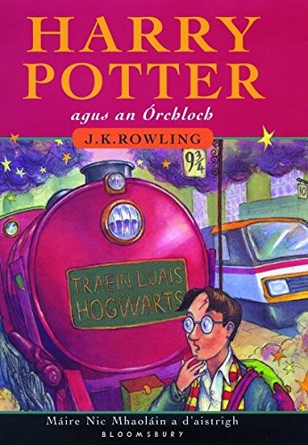 9780747571667: Harry Potter and the Philosopher's Stone: Irish Edition