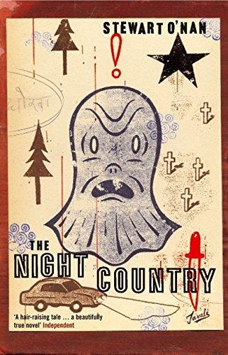 THE NIGHT COUNTRY: STEWART O'NAN