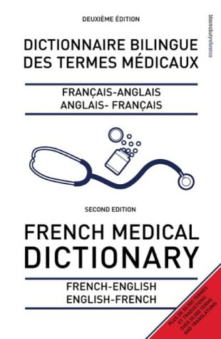 9780747572299: French Medical Dictionary