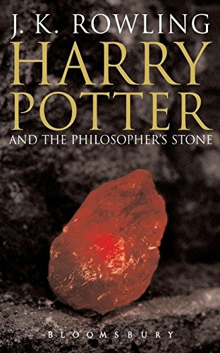 9780747573609: Harry Potter and the Philosopher's Stone