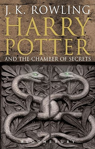 9780747573616: Harry Potter and the Chamber of Secrets