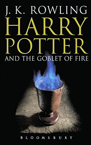 9780747573630: Harry Potter And The Goblet Of Fire: 4/7
