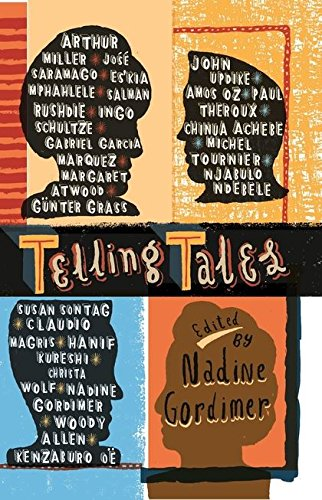 Telling Tales: Nadine Gordimer