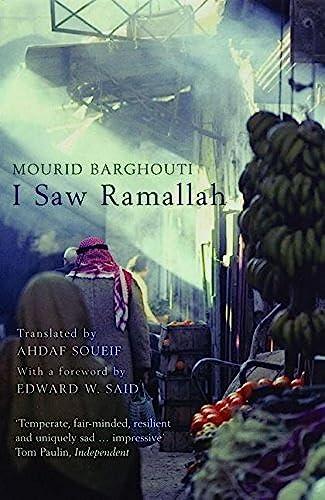 9780747574705: I Saw Ramallah