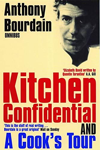 "Anthony Bourdain Omnibus: ""Kitchen Confidential"", ""A Cook's: Bourdain, Anthony"