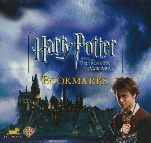 9780747575337: Harry Potter and the Prisoner of Azkaban: Merchandise Bookmarks