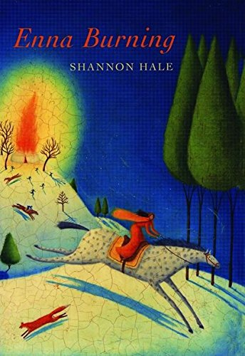 Enna Burning: Shannon Hale