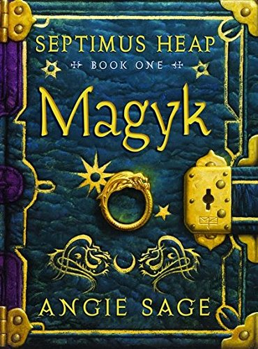 Magyk (First Printing + Signed bookplate): Sage Angie