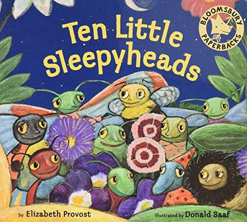 9780747576020: Ten Little Sleepyheads