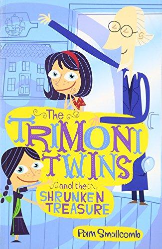 9780747576402: The Trimoni Twins: And the Shrunken Treasure
