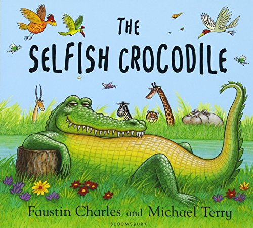 9780747576419: Selfish Crocodile