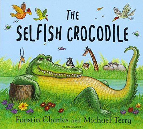 9780747576419: The Selfish Crocodile