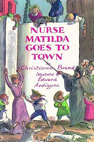 Nurse Matilda Goes to Town: Brand, Christianna