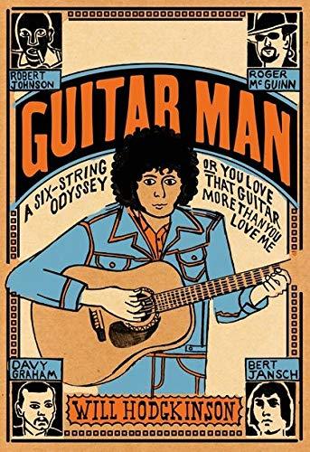 9780747577454: Guitar Man