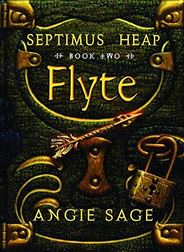 Flyte-book 2 of septimus heap (a first: Sage, Angie