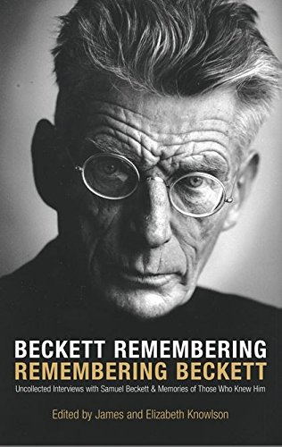 9780747578826: Beckett Remembering Remembering Beckett