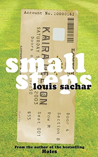 Small Steps [Signed]: Sachar, Louis