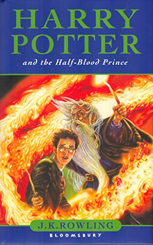 Harry Potter and the Half-Blood Prince (Child's Version with 11 Owls Misprint)
