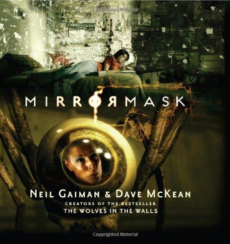 Mirrormask SIGNED FIRST PRINTING: Gaiman Neil