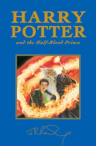 9780747581420: Harry Potter and the Half-Blood Prince.