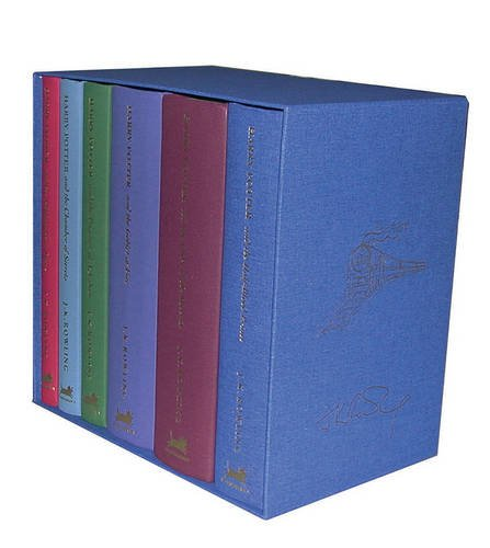 9780747581437: Harry Potter Special Edition Boxed Set
