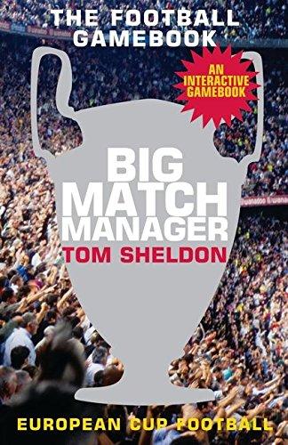 9780747582052: Big Match Manager