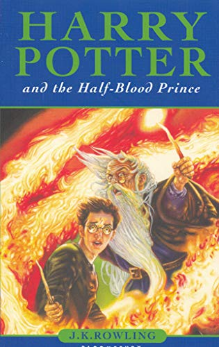 9780747584674: Harry Potter and the Half-blood Prince: Children's Edition (Childrens Ome Edition)