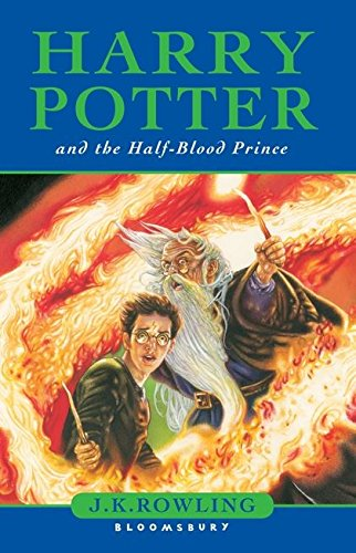 9780747584681: Harry Potter and the Half-Blood Prince (Harry Potter 6)[Children's Edition]