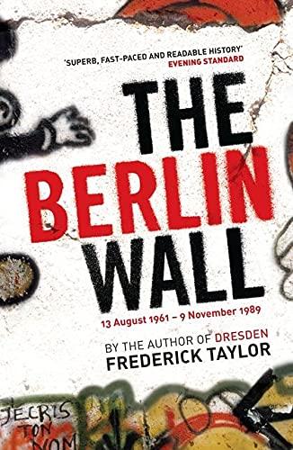 9780747585541: Berlin Wall