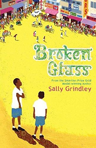9780747586159: Broken Glass
