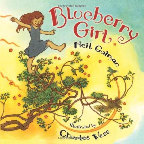 9780747586166: Blueberry Girl