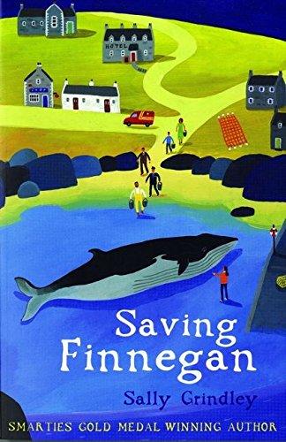 Saving Finnegan (9780747586173) by Sally Grindley
