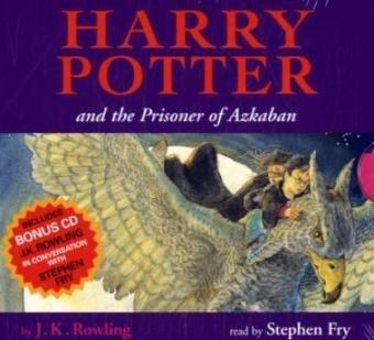 Harry Potter and the Prisoner of Azkaban with Bonus CD (9780747586500) by J. K. Rowling