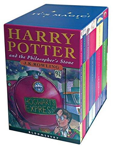 9780747586678: Harry Potter Boxed Set: Children's edition