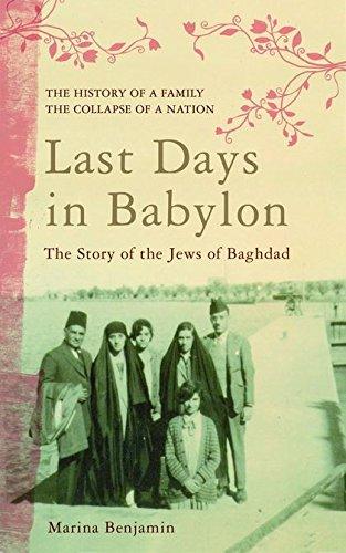 Last Days in Babylon. The Story of: Benjamin, Marina