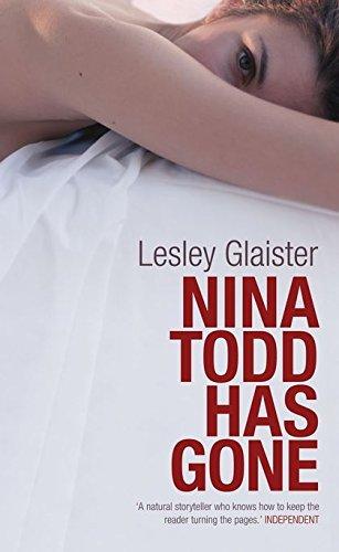 9780747586944: Nina Todd Has Gone
