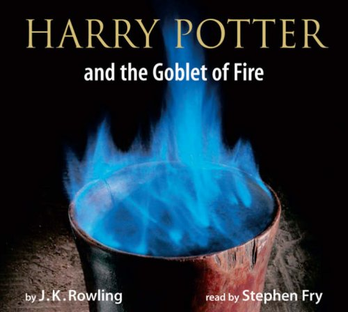 9780747587064: Harry Potter and the Goblet of Fire (Harry Potter Adult)