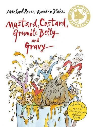 9780747587385: Mustard, Custard, Grumble Belly and Gravy (Bloomsbury Paperbacks)