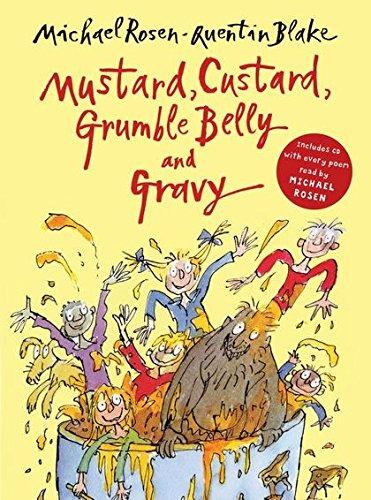 9780747587392: Mustard, Custard, Grumble Belly and Gravy