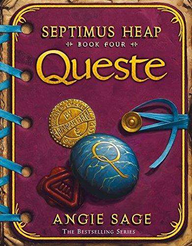 9780747589037: Septimus Heap: Book Four: Queste