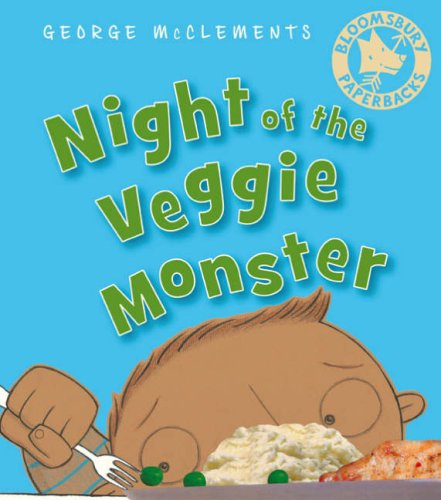 9780747589044: Night of the Veggie Monster (Bloomsbury Paperbacks)