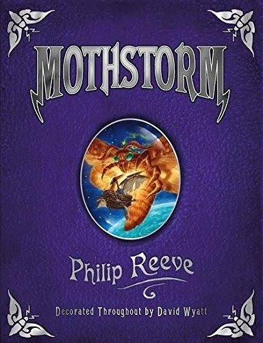 9780747589112: Mothstorm
