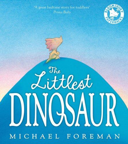 9780747589853: The Littlest Dinosaur