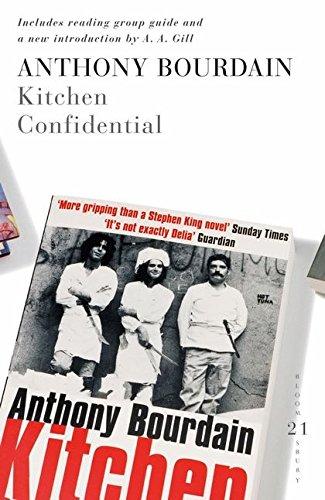 Kitchen Confidential: Anthony Bourdain
