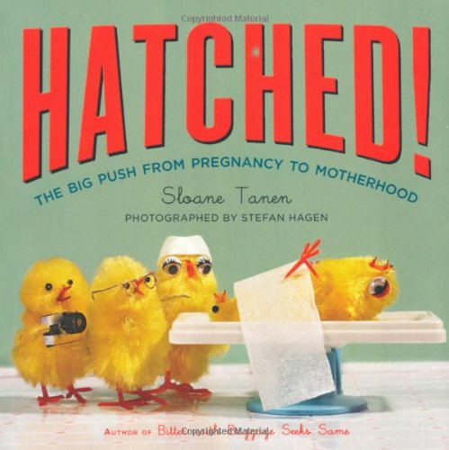9780747590453: Hatched!: The Big Push from Pregnancy to Motherhood