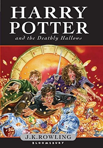 9780747591054: Harry potter 7 deathly hallows rel enf~